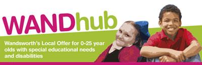 Wand Hub logo